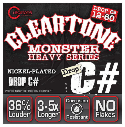 CLEARTONE 9460 DROP-C# MONSTER